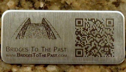 QR Codes Help Cross Bridges to the Past
